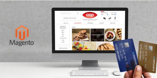 上海Magento网站开发设计