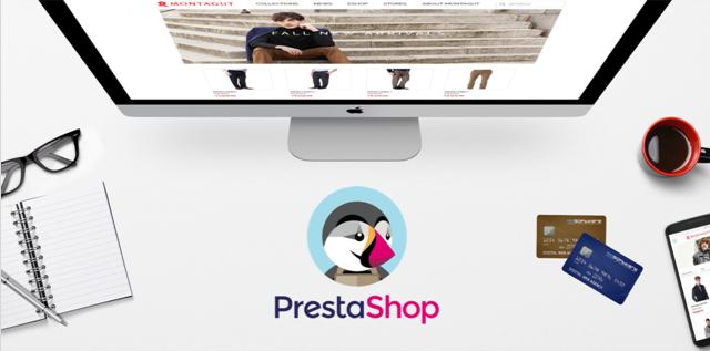 上海Prestashop电商网站开发设计